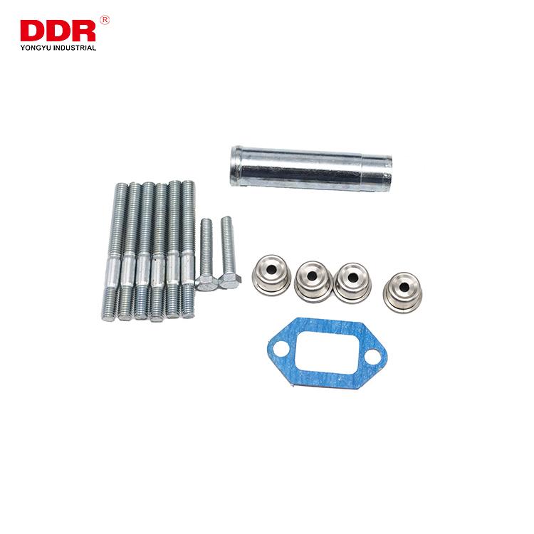 100% Original bad cylinder head - XUD9TE Aluminum cylinder head 02.00J6 – Yongyu