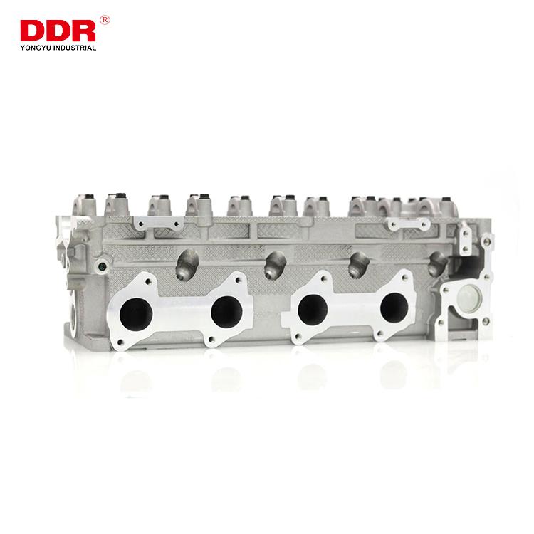 22100-4A000 Aluminum cylinder head D4CB-VGT (8)